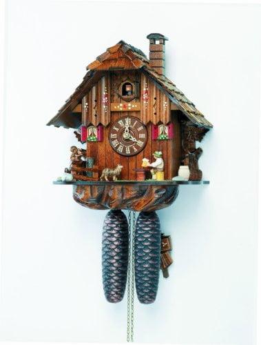 Schneider 8T 1123/10 Handlaid Cuckoo Clock