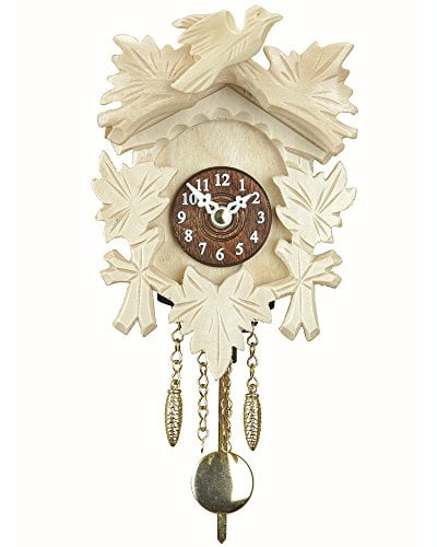 Trenkle TU 20 P Natur Black Forest Clock