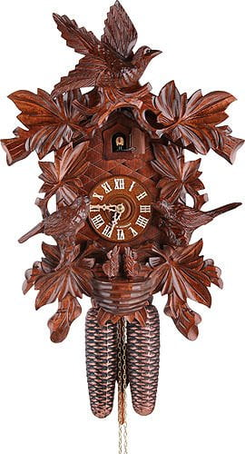 Hekas 831 EX German Cuckoo Clock