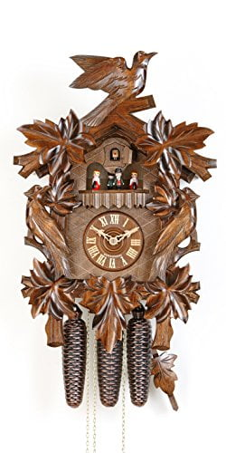 Hekas KA 3675/8 EX N German Cuckoo Clock