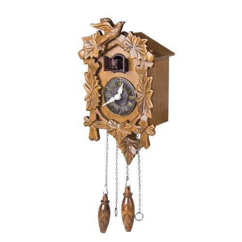 Kendal Handcrafted Wood Cuckoo Clock Wall Of Clocks