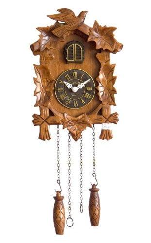 Kendal MX025 Handcrafted Quartz Cuckoo Clock