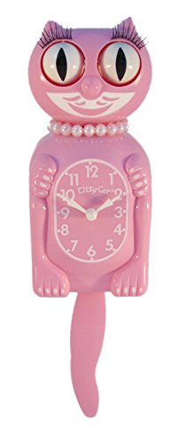New Classic Vintage Kitty Cat Klock Light Pink 12 190 Quot Cat