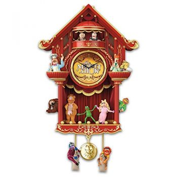 The Muppet Show Cuckoo Clock