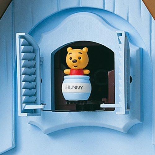 Seiko Fw573l Disneytime Winnie The Pooh Wall Of Clocks