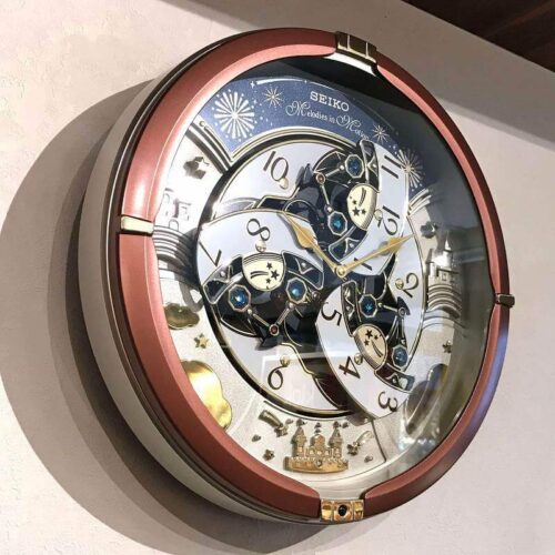 Seiko QXM378B Wall Clock