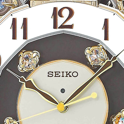 Seiko RE578B Symphony Wave Motion Clock