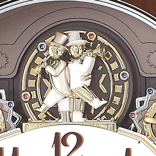 Seiko RE578B Symphony Wave Motion Clock