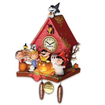 Themed Cuckoo Clocks