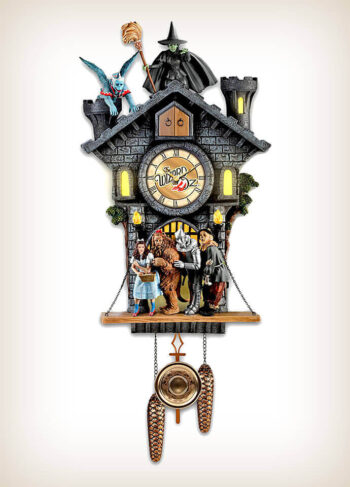 The Wizard of Oz Cuckoo Clock